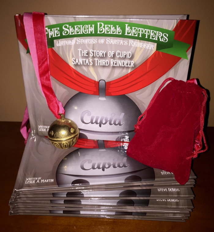 The Story of Cupid Book Bell